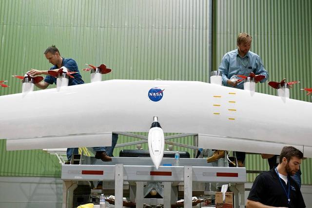 """NAS将推纯电动飞机 做""""天空中的特斯拉"""""""