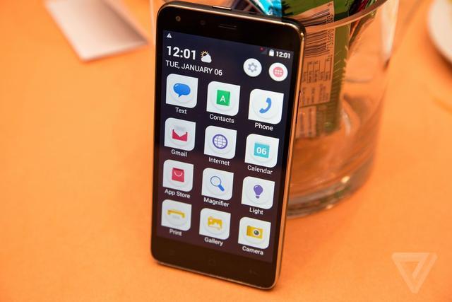 柯達首款手機亮相:中國設計 定位小眾
