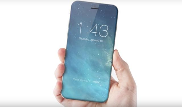 iPhone 8将使用5.8英寸的OLED屏?富士康等两家厂商提供不锈钢机身