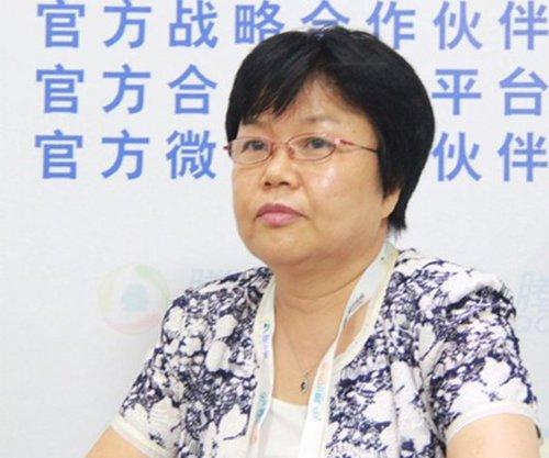 专访四维世景科技(北京)有限公司总经理徐丽萍截图