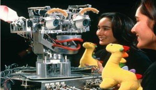 科学家解密:机器人为何能像人类一样大笑