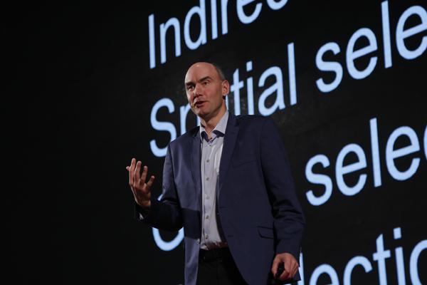 Martin Nowak:合作使人类社会不断进化