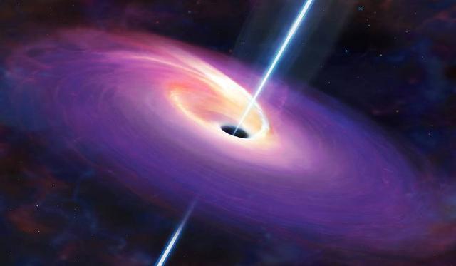 科学家发现黑洞质量上限:不超过太阳500亿倍