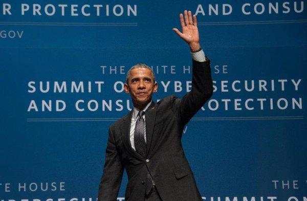 奥巴马:硅谷和政府有着共同的网络安全使命