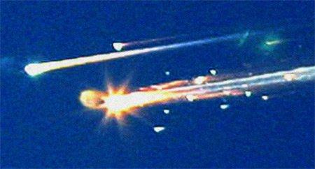 盘点世界航空史上发生的重大灾难