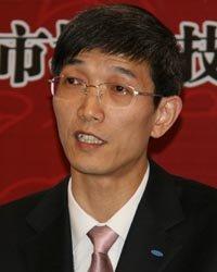 天津三星电子副总经理俞克辉演讲