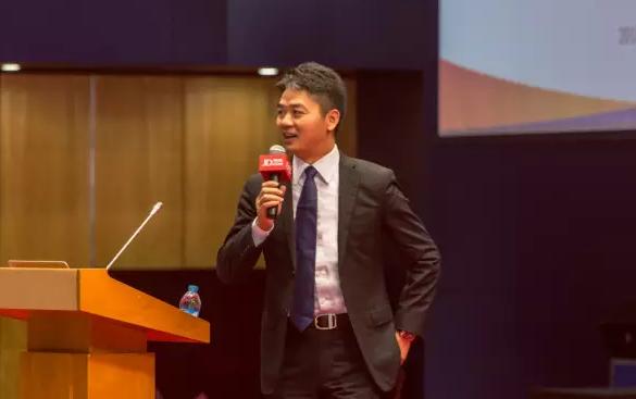 京东集团CEO刘强东:风来了,猪摔死得更快