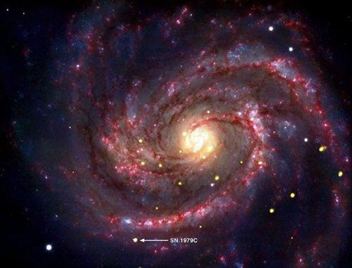 美宇航局在地球附近发现年仅30岁的黑洞(图)