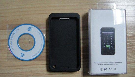 苹果皮520渐弱C皮争宠 增加GPRS上网功能
