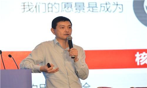 京东总裁_京东集团副总裁颜伟鹏(腾讯科技配图)