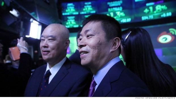 曹国伟:新浪微博短期利润率可能降低