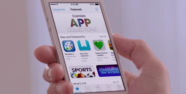 苹果将App Store应用大小上限提升至4GB