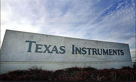 德州仪器第二季度净利6.96亿美元