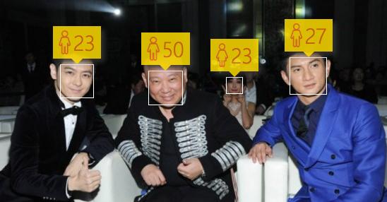 刷爆朋友圈的How-Old是怎么猜出你年龄的?