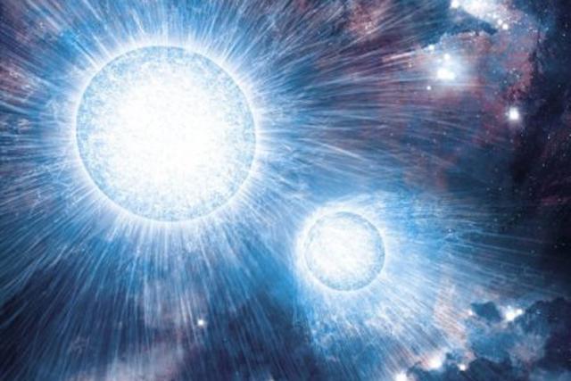 科学家发现双星系统会产生强烈的伽玛射线