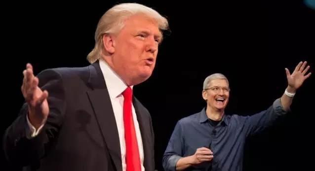 """""""郭台铭""""致信特朗普:我是为您生产iPhone的那个人,是一个实干家"""