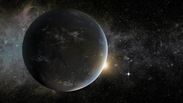 超级地球或遍布太阳系周围图片