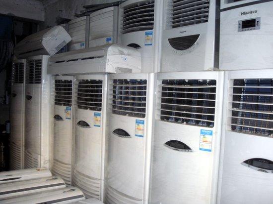 空调市场需求依然疲软 线上销售占3.8%