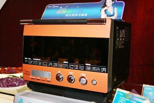 美的X5微波炉爆16888天价 小家电很奢侈
