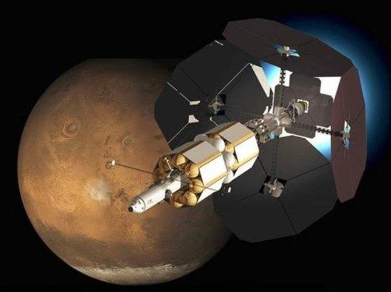 美火箭公司造等离子超级动力:一个月抵火星