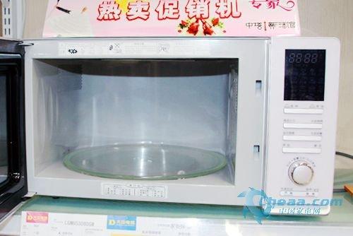 LG微波炉MG5308DSW特别推荐 清淡典雅
