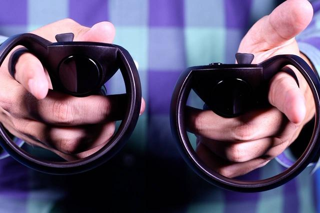 Oculus Touch可能是迄今最好的VR控制器
