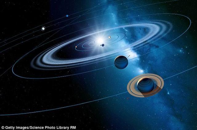 """天文学家揭开""""伯利恒之星""""之谜"""
