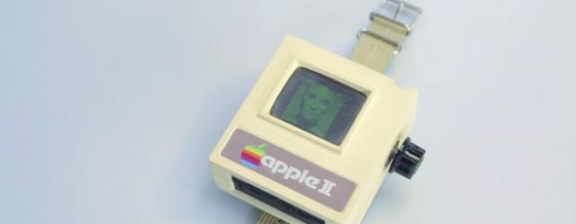 Apple II手表才是用户真正需要的!而非Apple Watch