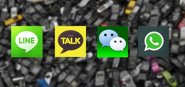 Facebook收购WhatsApp将如何影响移动社交格局?