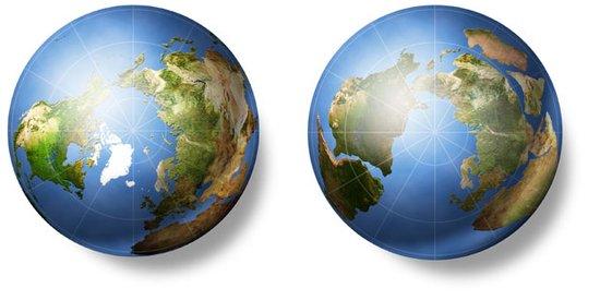 地质学家预言一亿年后将出现美亚超级大陆