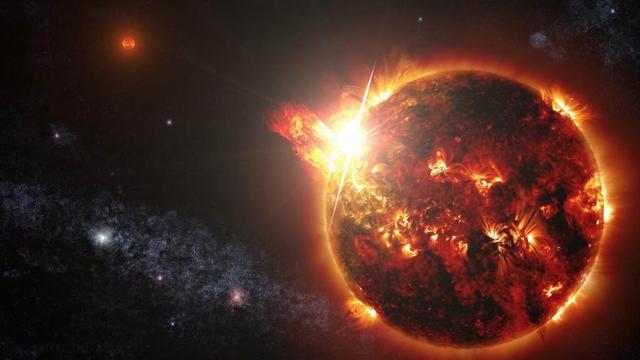 """研究称红矮星的宜居行星可能面临""""缺氧"""""""