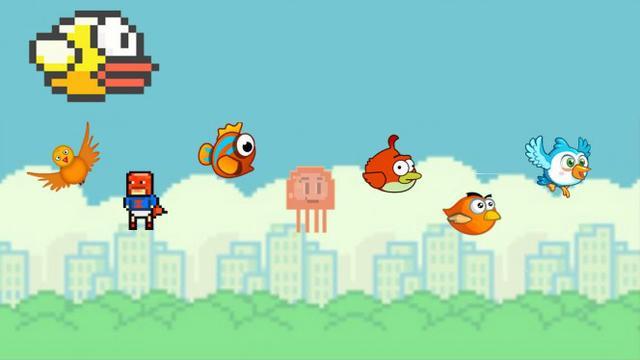 Flappy Bird引爆山寨应用热:谁火我就模仿谁