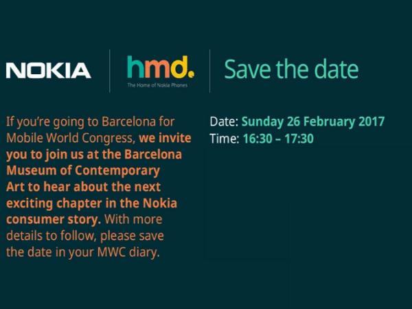 诺基亚将在西班牙发布多款智能手机