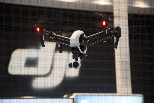 大疆推新款远摄变焦云台相机 可进行交通监控