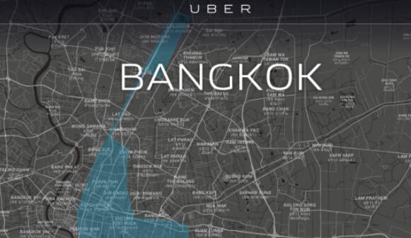 打车软件Uber在西班牙首度遭禁 在泰被判非法