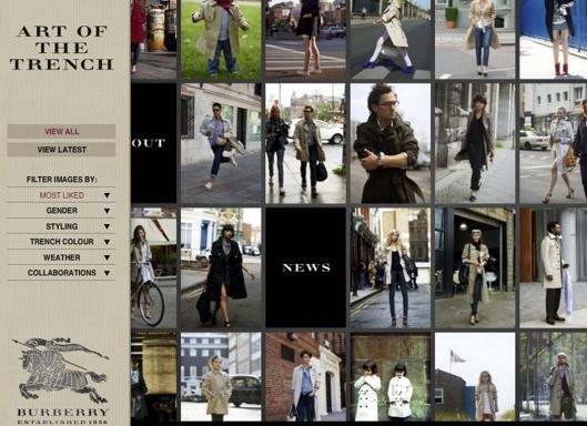 十个有效利用社会化媒体的时尚品牌