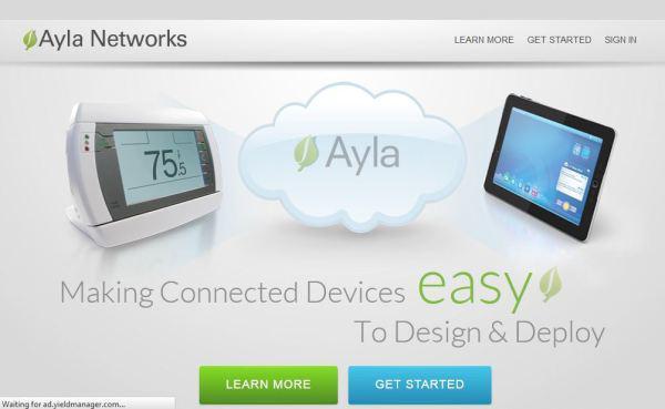 物联网平台商Ayla获网络内容服务商许可证