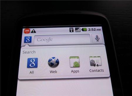 谷歌证实开始向Nexus One用户提供Froyo升级