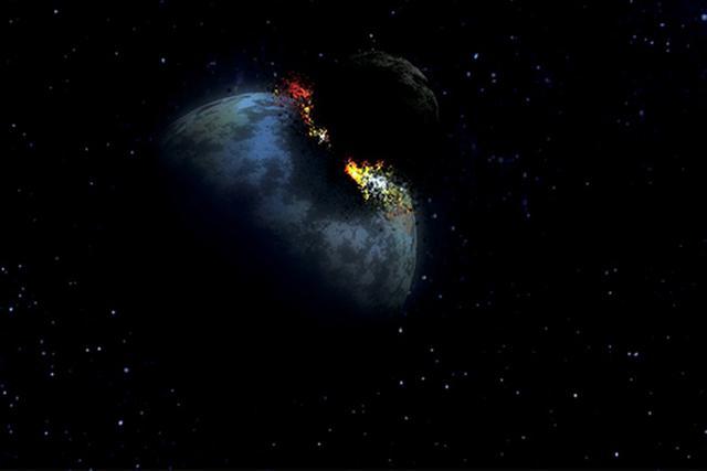 科学家发现地球之水或来自月球
