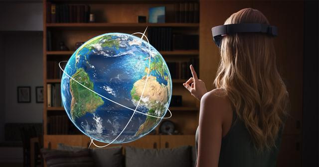 微软声称自己做的是MR 它到底比VR、AR牛在哪儿?