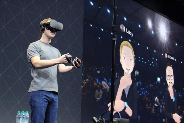 小扎出庭力挺Oculus:我们的VR技术绝非偷来的