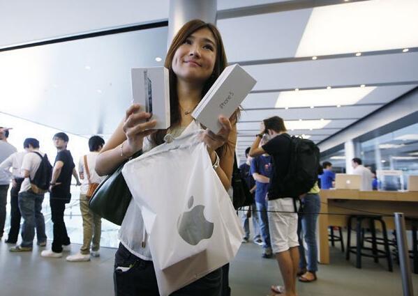 iPhone 6即将发布 5s已全面降价清货