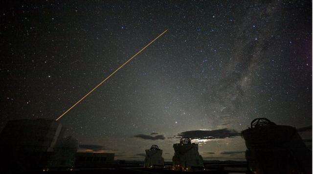激光可以掩盖地球坐标 免于外星文明侵略