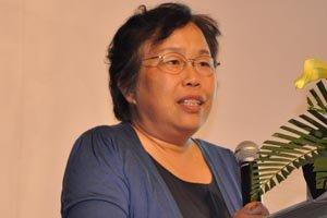 中国故宫博物院研究员 范洪琪