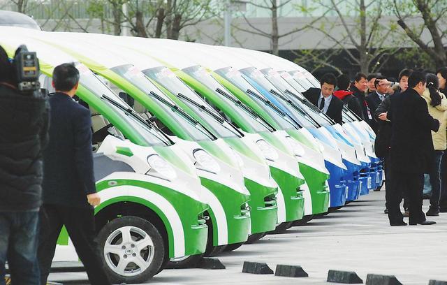 新能源汽车应该走农村包围大城市的路线