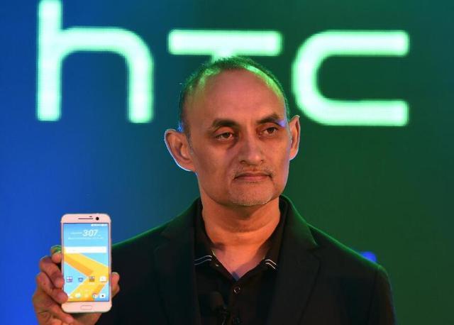 HTC发布高速上网智能手机 分析师称价格虚高只能赚吆喝