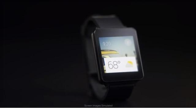LG或将发布首款谷歌智能手表 售价199欧元