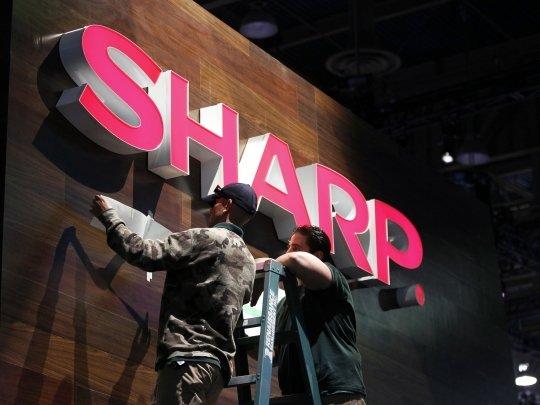 三星宣布1.1亿美元收购夏普3%股份
