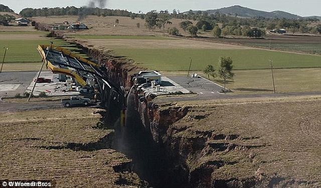 预测称未来三年洛杉矶5级地震发生概率99.9%