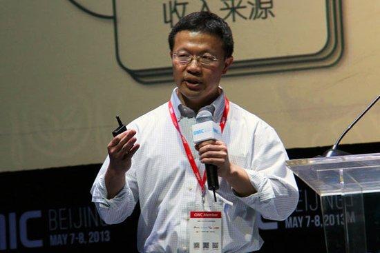 胡泽民:91今年给开发者的分成可达3亿元以上